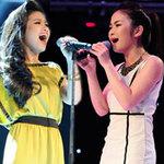Ca nhạc - MTV - Hai cô gái gây sốt The Voice
