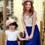 """Thời trang - """"Đồng phục hè"""" cho mẹ và bé"""