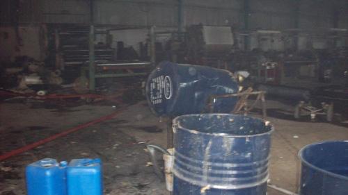 Cháy công ty giày da, 3 công nhân bị thương - 3
