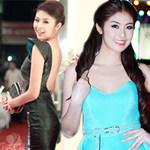 Thời trang - Hoa hậu Ngọc Hân ngày càng quyến rũ