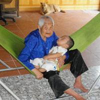 Bí quyết sống lâu của các cụ trăm tuổi ở VN