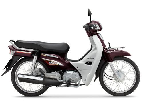 """Honda Super Dream 110 không """"cứng"""" như trước - 1"""