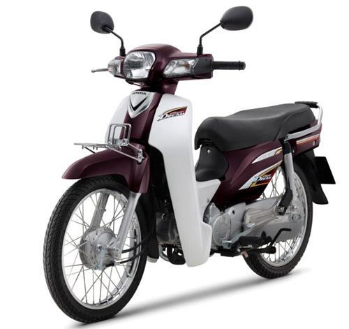 Honda Super Dream 110|Honda Super Dream 110 không cứng như
