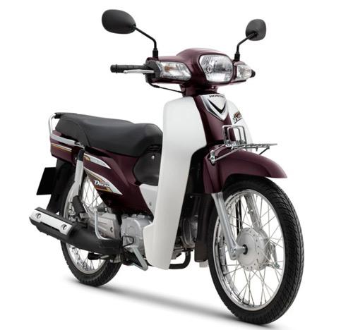 """Honda Super Dream 110 không """"cứng"""" như trước - 3"""