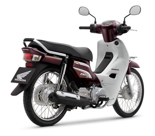 """Honda Super Dream 110 không """"cứng"""" như trước - 4"""
