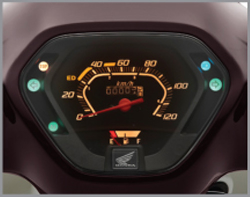 """Honda Super Dream 110 không """"cứng"""" như trước - 7"""
