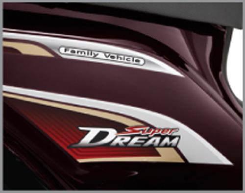 """Honda Super Dream 110 không """"cứng"""" như trước - 8"""