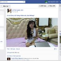 """""""Khêu gợi"""" trên Facebook có phạm tội?"""