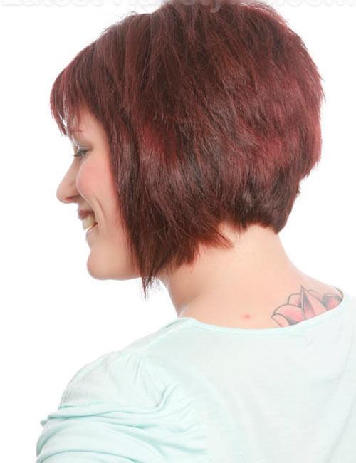 Những kiểu tóc cho cô nàng mặt bầu - 8