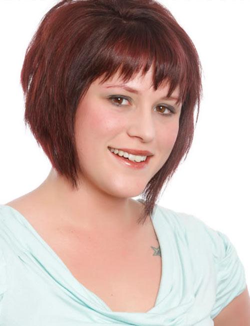 Những kiểu tóc cho cô nàng mặt bầu - 7