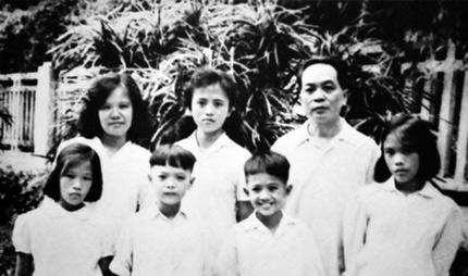 Chuyện về gia đình Đại tướng Võ Nguyên Giáp - 1