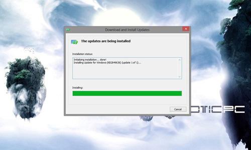 Cách tải và cài đặt Windows 8.1 bản Preview - 2