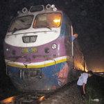 Tin tức trong ngày - Nghe điện thoại trên đường ray, bị tàu cán