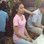 Hoa hậu Mỹ Xuân xơ xác ngày ra tòa