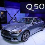 Ô tô - Xe máy - Infiniti Q50 công bố giá