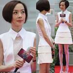 Thời trang - Sao Hoa ngữ gầy gò xiêu vẹo
