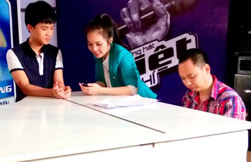 Hương Tràm làm cố vấn The Voice Kids, Ca nhạc - MTV, giong hat Viet nhi, the voice kids 2013, Huong Tram, Huy Tuan, Nguyen Hai Phong, Luu Huong Giang, Ho Hoai Anh, Thanh Bui, Hien Thuc, co van, doi dau, HLV, tin tuc