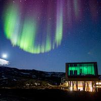 Đến Ai-len ngắm Bắc cực quang