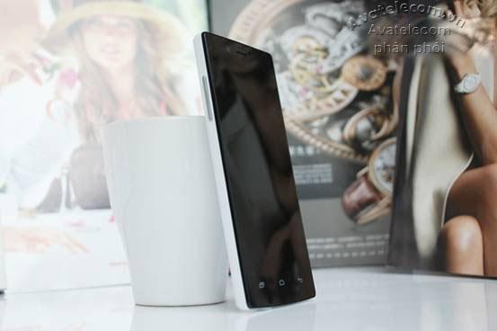 """""""Chen nhau"""" mua Aveo X7 màn hình Full HD - 3"""