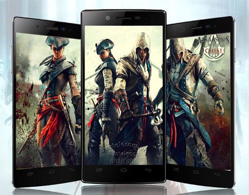 """""""Chen nhau"""" mua Aveo X7 màn hình Full HD - 9"""