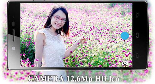 """""""Chen nhau"""" mua Aveo X7 màn hình Full HD - 6"""