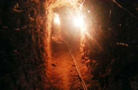Hoang tàn mỏ khai thác vàng ở Lai Châu - 2