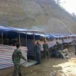 Tin tức trong ngày - Hoang tàn mỏ khai thác vàng ở Lai Châu