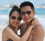 Ngôi sao điện ảnh - Ảnh hiếm của vợ chồng Jennifer Phạm