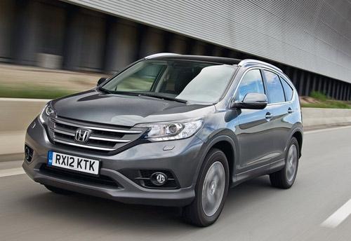Honda CR-V 2013: Chiếc SUV chuẩn mực - 5