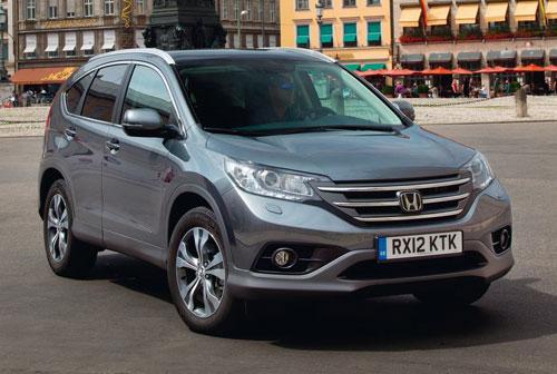 Honda CR-V 2013: Chiếc SUV chuẩn mực - 6