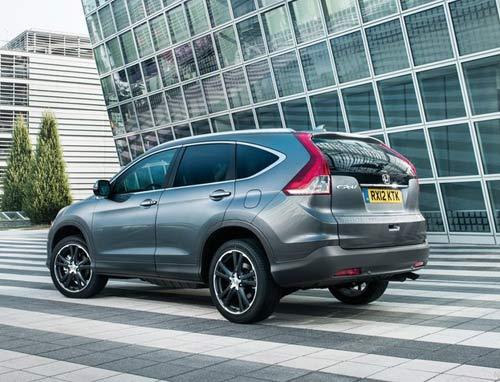 Honda CR-V 2013: Chiếc SUV chuẩn mực - 7