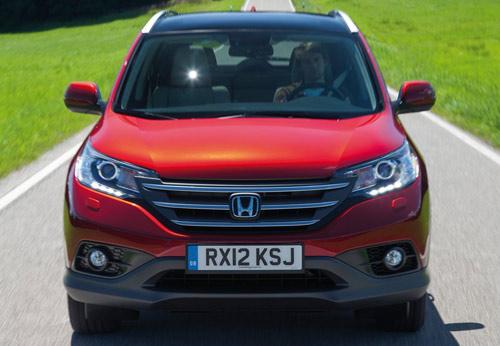 Honda CR-V 2013: Chiếc SUV chuẩn mực - 8