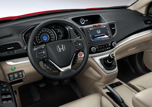 Honda CR-V 2013: Chiếc SUV chuẩn mực - 12