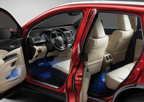 Honda CR-V 2013: Chiếc SUV chuẩn mực - 13