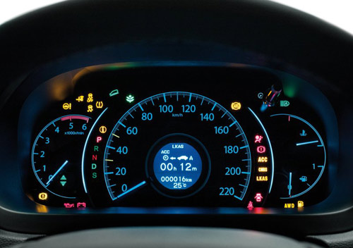 Honda CR-V 2013: Chiếc SUV chuẩn mực - 4