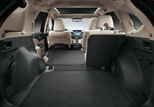 Honda CR-V 2013: Chiếc SUV chuẩn mực - 15