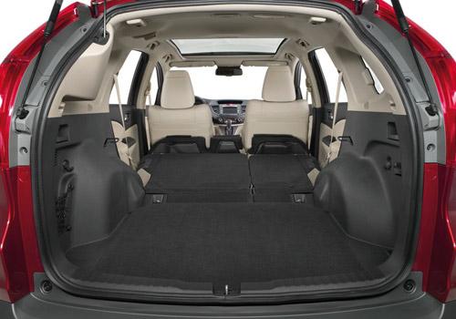 Honda CR-V 2013: Chiếc SUV chuẩn mực - 1