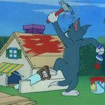 Video Clip Cười - Video funny TOM & JERRY: Ngôi nhà bị phá đám