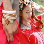 Thời trang - Layering mùa hè cho tay thêm xinh