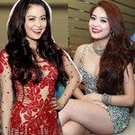 Thời trang - Váy ngắn nóng bỏng của Hoàng Thùy Linh