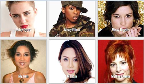 Mỹ Tâm, Mỹ Linh tranh giải cùng Miley Cyrus - 1