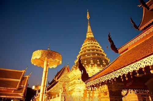 """Chiang Mai """"đóa hồng phương Bắc"""" ở Thái Lan - 2"""