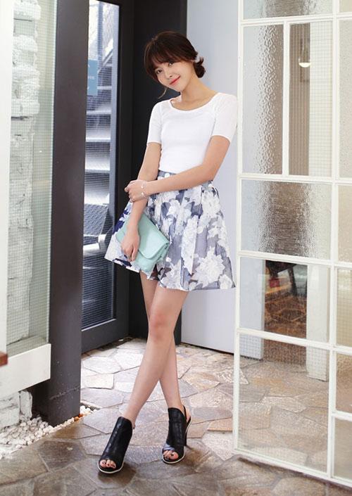 Chân váy đẹp cho nữ công sở ngày hửng nắng - 5