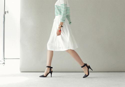 Chân váy đẹp cho nữ công sở ngày hửng nắng - 6