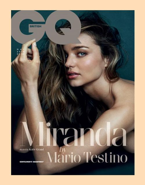 """Miranda Kerr nóng bỏng tiết lộ """"chuyện yêu"""" - 1"""
