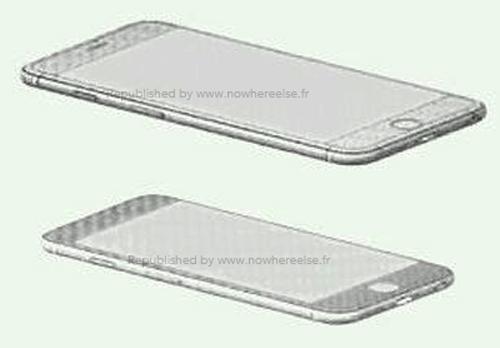 Thiết kế của iPhone 6 tiếp tục rò rỉ - 2