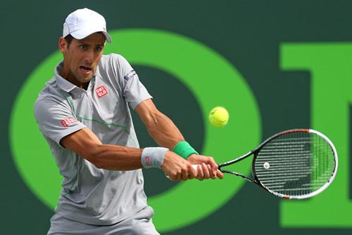 Djokovic đã phá hủy cú thuận tay của Nadal - 1