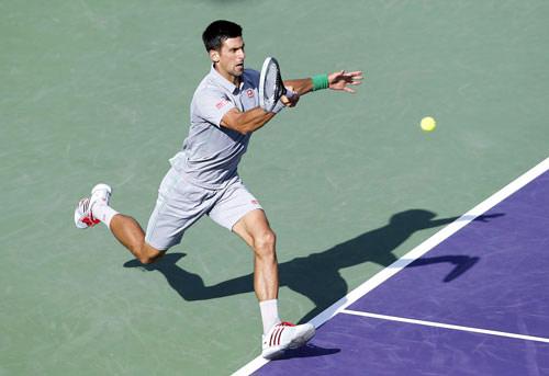 Djokovic đã phá hủy cú thuận tay của Nadal - 2