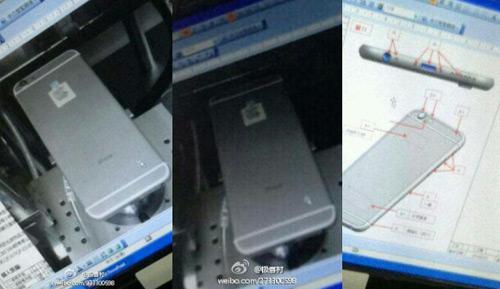 Lộ ảnh iPhone 6 trong nhà máy Foxconn - 1