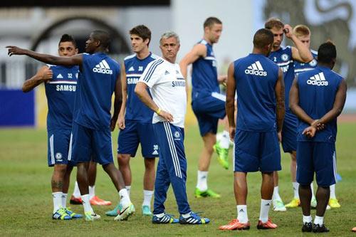 Mourinho: Mất NHA, vô địch Champions League? - 2